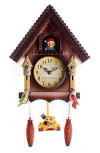 Часы настенные Fairys Woods Лесная Сказка