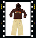 Джемпер с капюшоном + брюки AirPlANE на мальчика