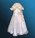 Платье + пелерина ANGELINA