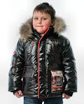 Куртка для мальчика зимняя Lake