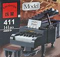 Конструктор Brick 411 модель пианино