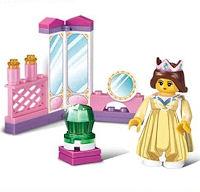 конструктор Принцесса в зеркальной комнате